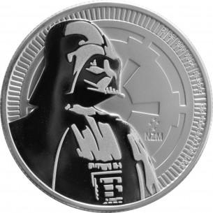Niue - 2 Dollar 2017 Star Wars Darth Vader - Silver coin