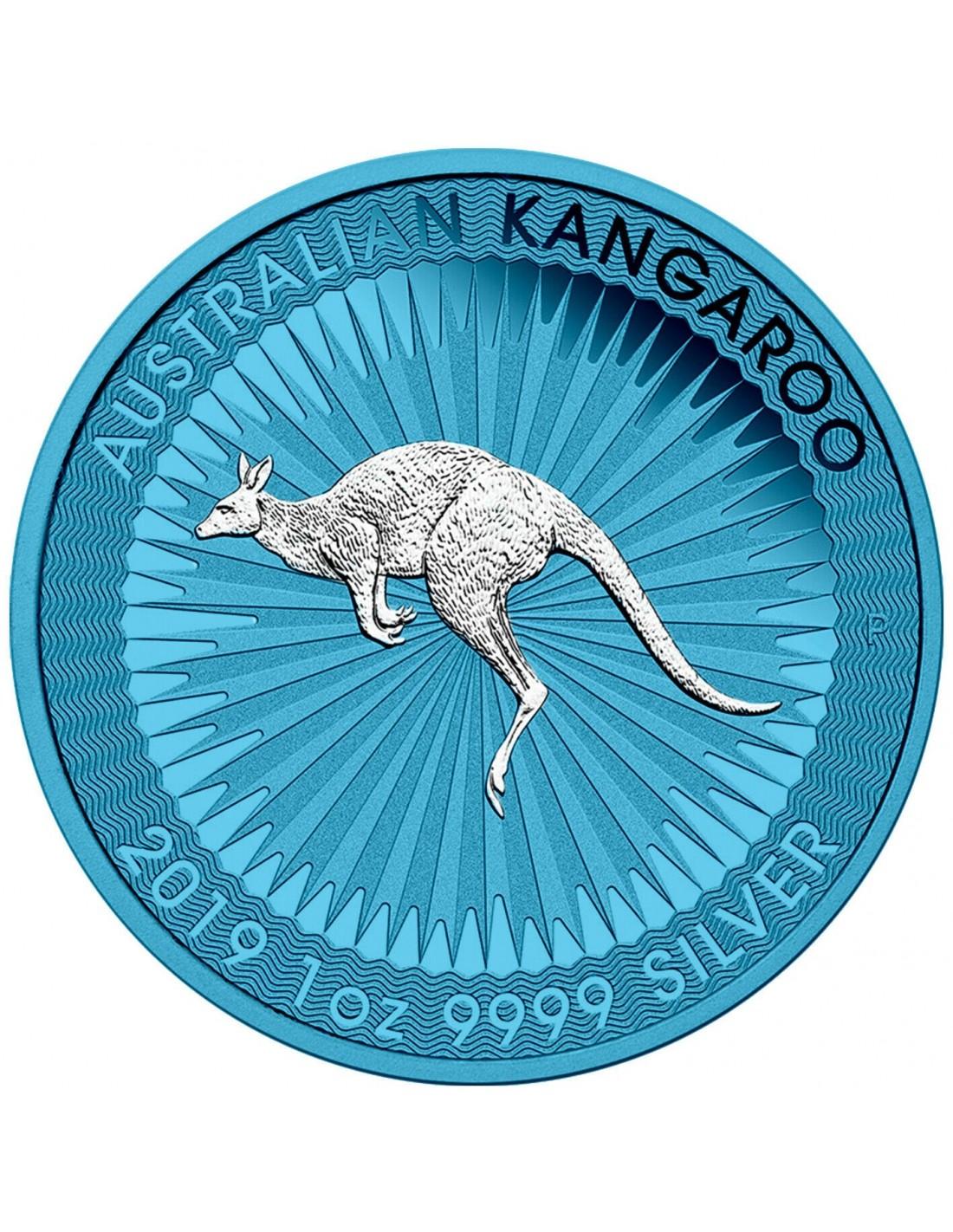Australia 2012 Kangaroo 1$ Silver Dollar OZ OZ