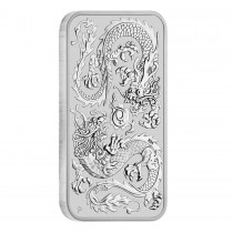 RECTANGLE DRAGON BAR 1 Oz...