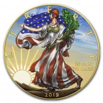 SUNSHINE LIBERTY 1 Oz...